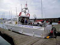 Picture of Lady of The Lake