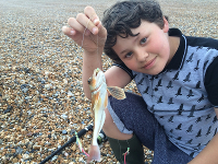 Picture of Alex and gurnard